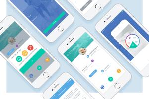 Portfolio for Android App Design