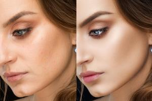 Portfolio for Beauty Retouching