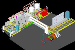 Portfolio for Piping & Mechanical design engineer
