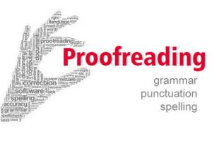Portfolio for Proofreading, editing and rewriting