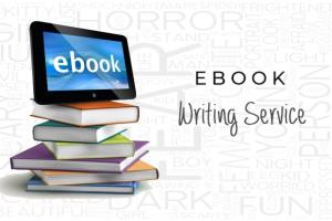 Portfolio for Non-fiction E-book writing