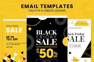 Portfolio for Design Creative Responsive Email Templat