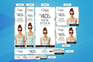Portfolio for HTML5 Banner Ad For Google Adwords Or Ad