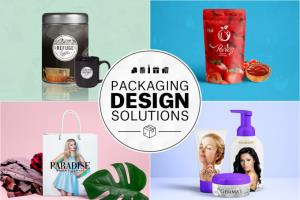 Portfolio for Design Your New Product Packaging