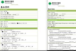 Portfolio for Chinese translator