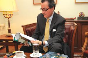 Interview with Mexican Ambassador