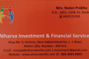Portfolio for FINANCIAL ADVISOR