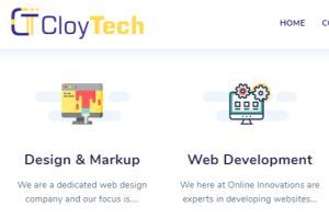 Portfolio for web & app development and Designing