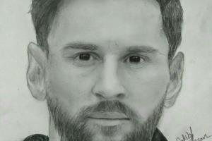 Portfolio for I will draw a realistic pencil portrait
