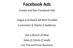 Portfolio for Set-up & Manage Facebook Advertisements