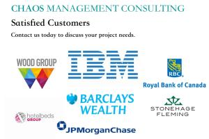 Portfolio for Corporate Services