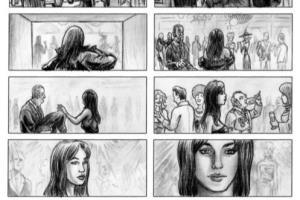 Portfolio for Illustrator - Comic Artist