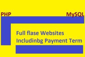 Portfolio for Website Development (WebApp Development)