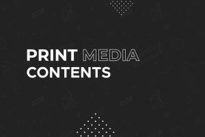 Portfolio for Print Media Services