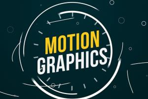 Portfolio for 2D/3D Motion Graphics Artist
