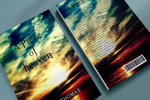 Portfolio for book and e book cover art design