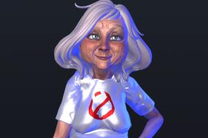 Portfolio for 3D Character Creator.for Video Games