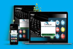 Portfolio for Graphic web designer