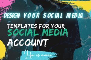 Portfolio for Social Media Templates