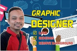 Portfolio for logo design/redesign