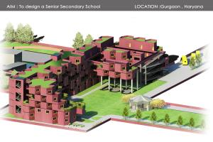 Green building for School