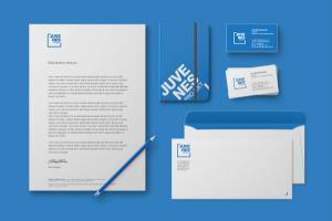 Portfolio for Logo and corporate identyty