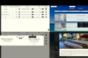 Hotel Web Booking Management System