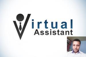 Portfolio for Virtual Assistant