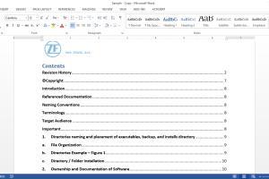 Portfolio for Virtual Assistant of desire work