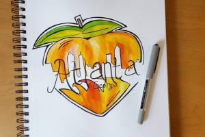 Portfolio for Watercolor Illustrator