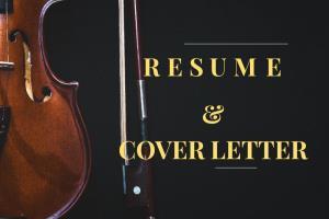 Portfolio for Resume/Cover letter writer