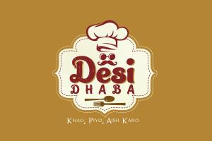 Dhaba Logo Design