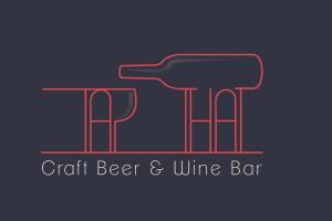 Craft Beer & Wine Bar Logo Design