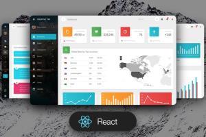 Portfolio for React | Vue | Node