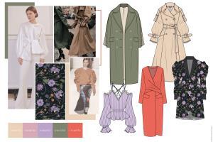 Portfolio for Fashion designer