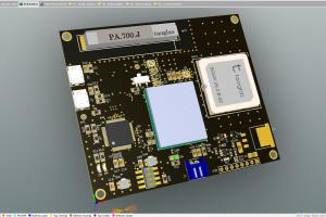 Portfolio for BG96 and STM32L072 Based IoT Device