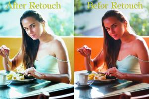 Portfolio for Retouch Your Photo Professionally