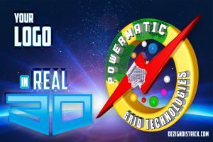 Portfolio for 3D Logo