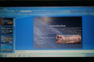 Portfolio for Microsoft(Word, PowerPoint, Excel).