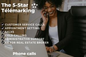 Portfolio for Director of Customer Relations