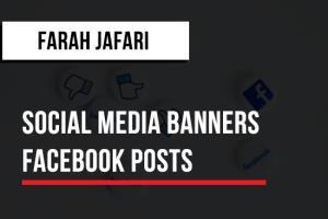 Portfolio for Brand Advertisement Banner for Facebook
