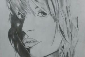 Portfolio for Realistic Free Hand Sketching & Details