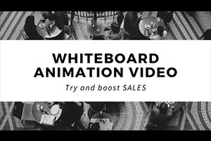 Portfolio for Whiteboard animation explainer video