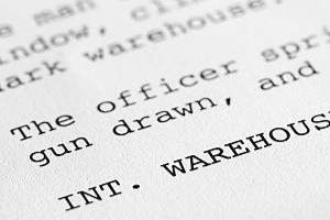 Portfolio for Freelance Screenwriting