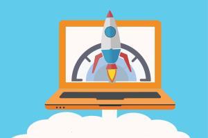 Portfolio for Wordpress Page speed optimization