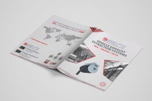 Portfolio for Catalog and Brochure Design