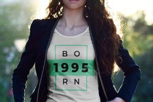 Portfolio for T-shirt, Mug & bag Typography