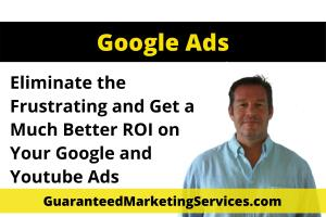 Portfolio for Google Ads (Adwords) Management