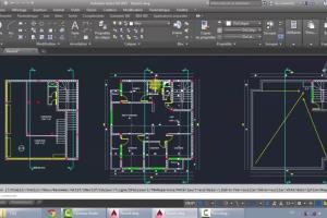 Portfolio for 2D Drawings/ AutoCAD and Catia Draftsman