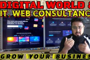 Portfolio for IT Consultancy & Marketing Consultancy